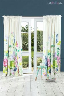 Bluebellgray Tetbury Pencil Pleat Curtains