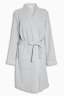 Textured Robe