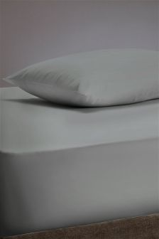 300 Thread Count Soft & Silky Egyptian Cotton Deep Fitted Sheet