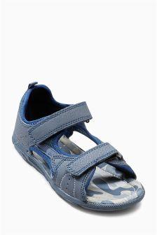 Chunky Trekker Sandals (Younger Boys)