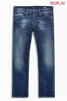 Replay® Waitom Straight Fit Jean