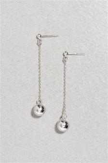 Sphere Drop Earrings