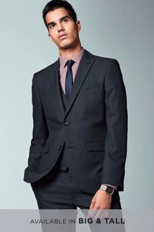 Текстурированный костюм с узором
