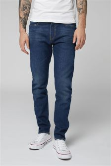 Levi's® 512 Slim Tapered Fit Jean in Glastonbury Wash