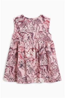 Animal Print Dress (3mths-6yrs)
