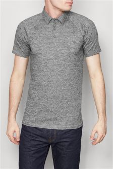 Polo-Shirt in Muscle-Fit
