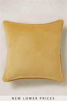 Soft Velour Cushion