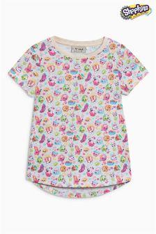 Koszulka Shopkins z krótkim rękawem (3-16 lat)