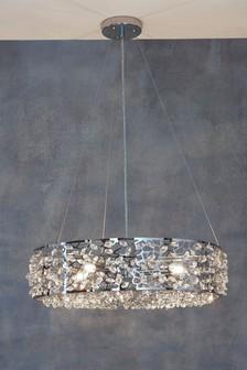 Ritz 4 Light Beaded Pendant