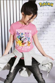 Pokémon™ Short Sleeve T-Shirt (3-16yrs)
