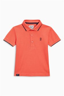 Short Sleeve Polo (3mths-6yrs)