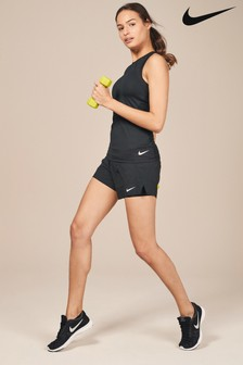 Nike Flex Black 2 In 1 Training Short