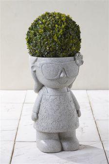 Nancy The Gnome Planter