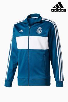 adidas Real Madrid 2017/18 3-Stripe Jacket