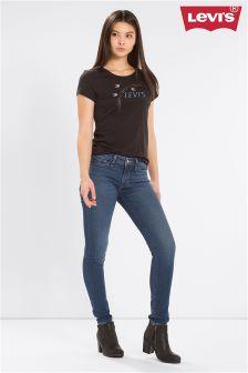 Levi's® 714 Dark Wash Straight Jean