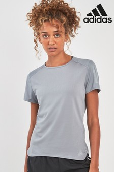 adidas Grey Running T-Shirt