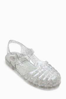 Glitter Jelly Shoes (Older Girls)