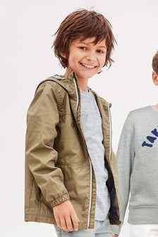 Cotton Anorak (3-16yrs)