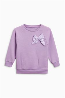 Bow Sweater (3mths-6yrs)