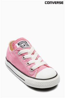 Converse Little Kids Pink Chuck Taylor All Star 2V