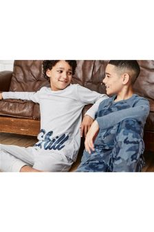 Camo Pyjamas Two Pack (3-16yrs)