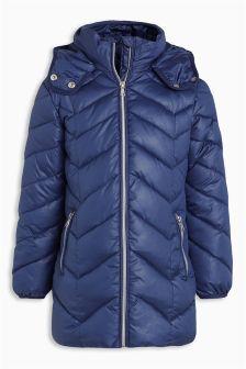 Long Padded Jacket (3-16yrs)