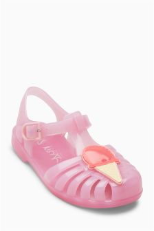 Ice Cream Jelly Shoes (Younger Girls)