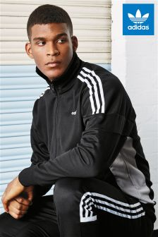 adidas Originals Black CLR84 Track Top