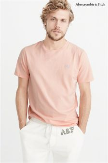 Abercrombie & Fitch Icon Crew Neck Tee