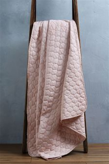 Quilted Throw Studio Collection By Next