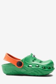 EVA Crocodile Clogs (Younger Boys)