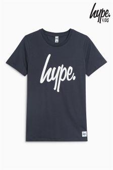 Koszulka z napisem Hype