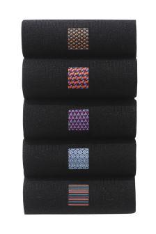 Heatseal Socks Five Pack