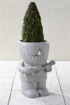 Norman The Gnome Planter