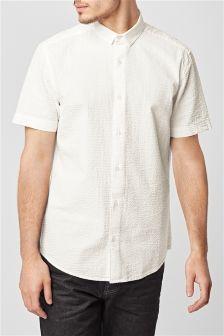 Koszula z kory, z krótkim rękawem