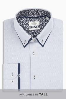 Double Collar Regular Fit Shirt