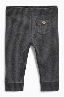 Prążkowane legginsy (3m-cy-6lata)
