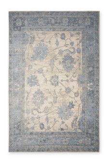 Chenille Rich Bordered Rug