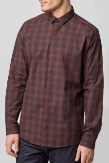 Smart Check Shirt