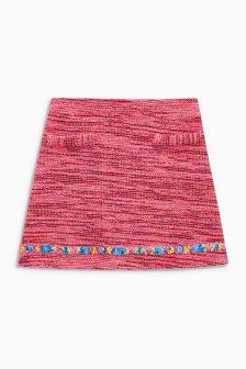 Multi Tweed Effect Skirt (3-16yrs)