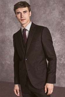 Buy brown suits Men's suits from Next India