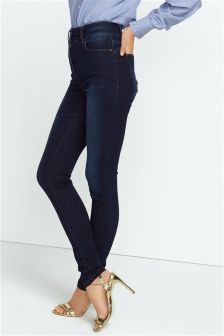 Buy Enhancer Highwaist Jeans Women's from Next Qatar