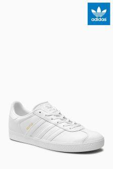 adidas White Gazelle