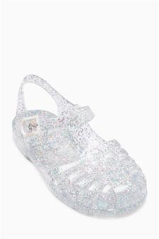 Plastikowe sandały (Młodsze Dziewczynki)