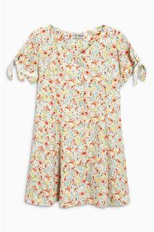 Floral Tea Dress (3-16yrs)