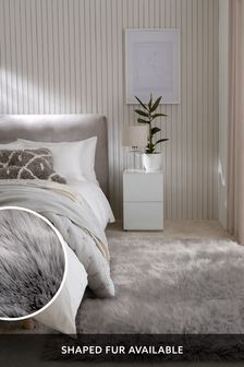 Luxury Faux Sheepskin Rug