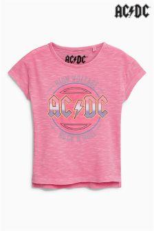 AC/DC Short Sleeve Band T-shirt (3-16yrs)