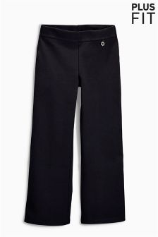 Jersey Boot Cut Trousers (3-16yrs)