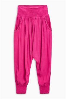 Pom Pom Pocket Trousers (3-16yrs)