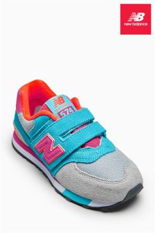 girls new balance 574